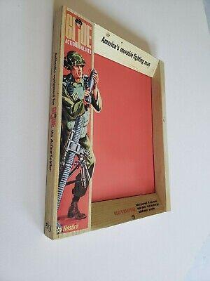GI Joe Heavy Weapons empty window box 1967 type unassembled