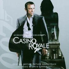 CASINO ROYALE  ORIGINAL SOUNDTRACK CD NEU! JAMES BOND