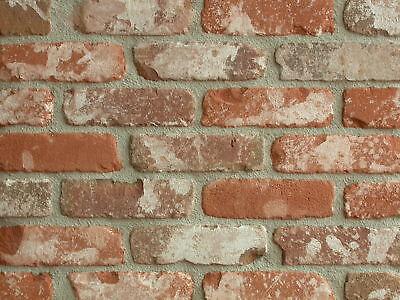 Fassade Neue Mode Retro-verblender Wdf Bh759 Rot-braun Gekollert Klinker Vormauersteine Ohne RüCkgabe Heimwerker