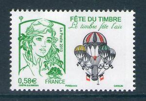 TIMBRE-4809-NEUF-XX-LUXE-MARIANNE-DE-CIAPPA-ET-KAWENA-FETE-DU-TIMBRE