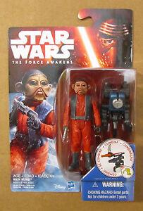 """Hasbro Star Wars The Force Awakens 3.75/"""" Nien Numb Action Figure"""