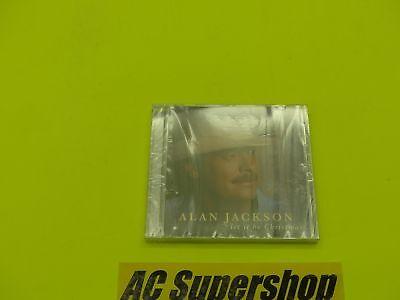 Alan Jackson let it be christmas - CD Compact Disc | eBay