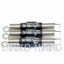 Set of 3 SILENT / Noiseless guitar Tremolo springs! - Halo Series for Floyd Rose