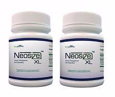 NeoSize XL 2 Month Supply Male Enhancement Pills Penis Enlargement NeoSizeXL