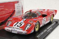 Fly 020101 Ferrari 512s Coda Lunga Le Mans Exhibition 2014 1/32 Slot Car