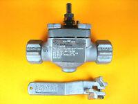 Itt Industries - 752408-002-002 - Stainless Steel Ball Valve 3/4r Cwp600 Cn7m
