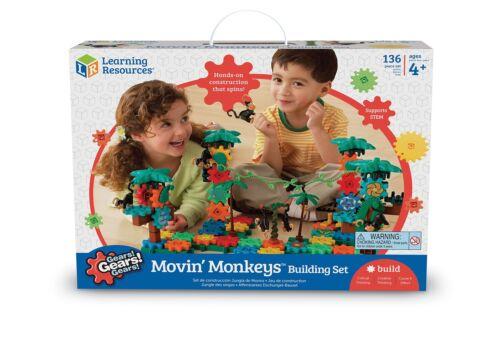Learning Resources Gears Movin/' Monkeys