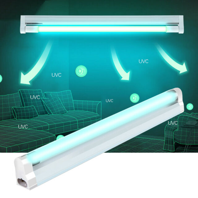 Uvc Disinfection Light Tube Uv Lamp Germicidal Ozone Ultraviolet Sterilizer Bulb For Sale Online Ebay