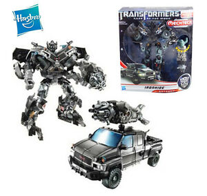 TRANSFORMERS-IRONHIDE-MECHTECH-HASBRO-ROBOT-TRUCK-CAR-ACTION-FIGURES-KID-BOY-TOY