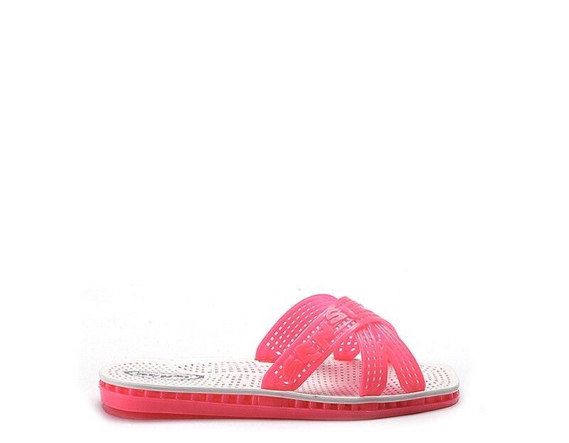 shoes SENSI women Ciabatte  FUXIA  5151WA-302
