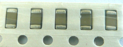 5 x condensateur CMS 1206 50V 33pF                                         CZ33P