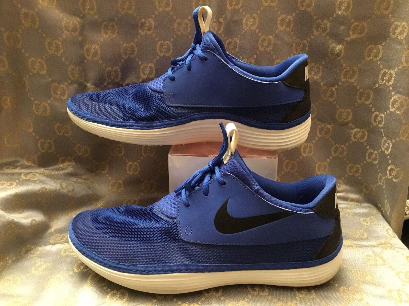 Hombre Nike Solarsoft 11.El mocassin zapatos deportivos, tamaño 11.El Solarsoft modelo mas vendido de la marca 58129a