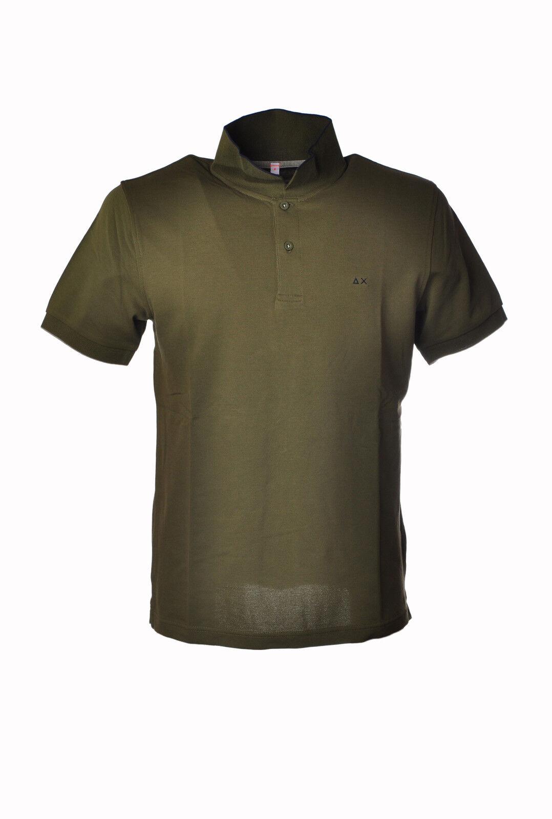 Sun 68 - Topwear-Polo - Man - Grün - 3206113F183857