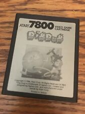 Dig Dug (Atari 7800, 1987)