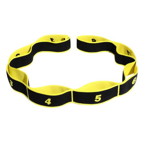 Elastic Pull Strap Yoga Resistance Band Latin Dance Stretch Belt Exercise Band