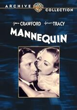 MANNEQUIN (1937 Joan Crawford, Spencer Tracy)  Region Free DVD - Sealed