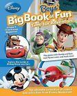 Disney Boys' Big Book of Fun Time for Adventure by Parragon Books (Paperback / softback, 2015)