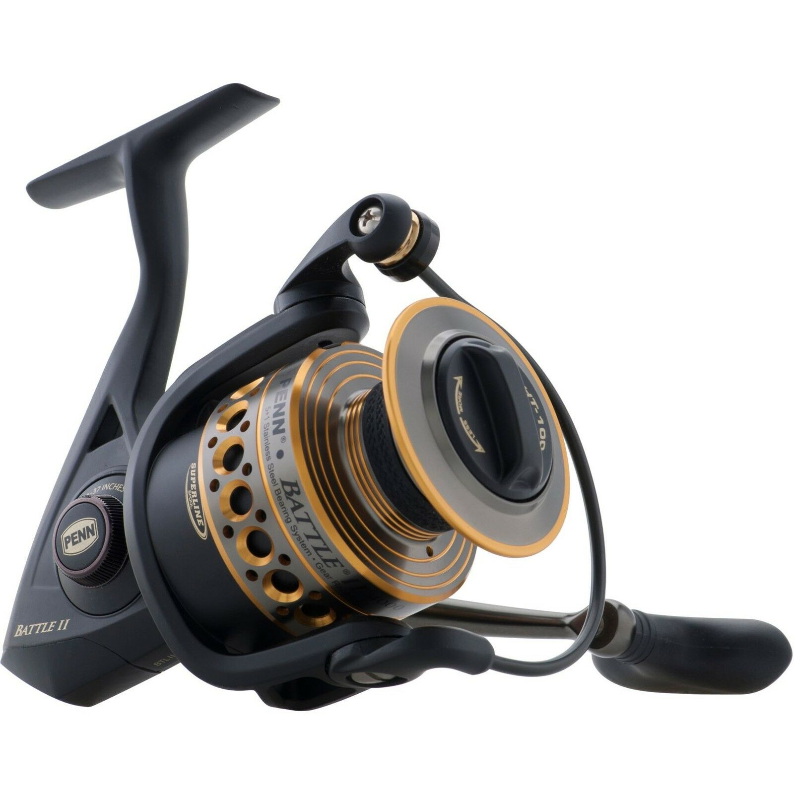 PENN Battaglia II 4000 / fishing reel / 1338219 1338219 1338219 309640