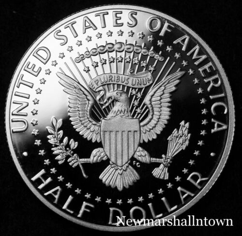 2019 S Kennedy Half Dollar Clad Proof Coin ~ Mint Proof from Proof Set