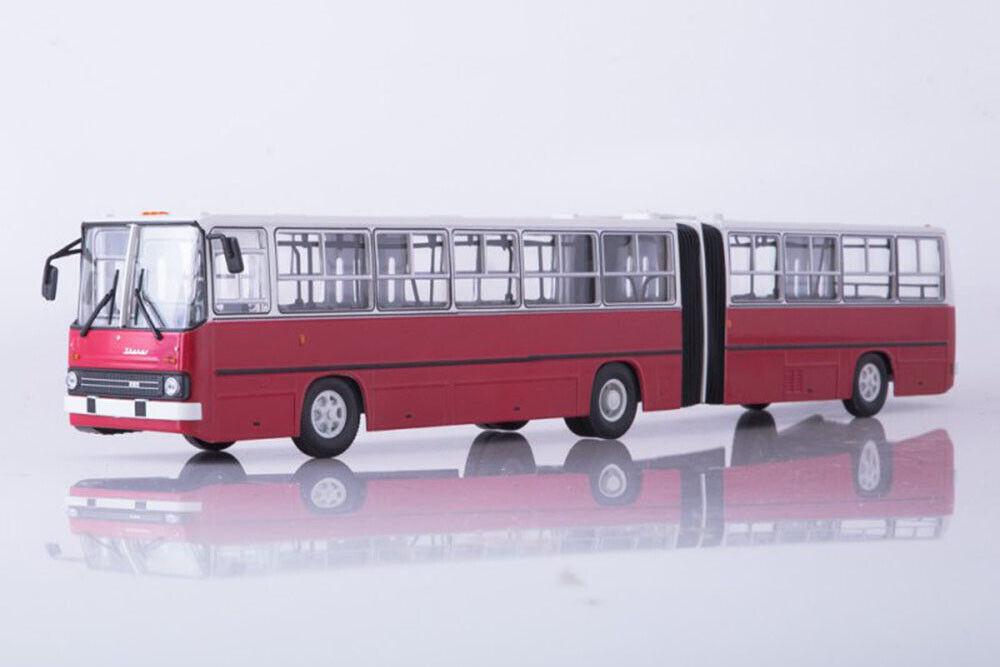 servicio considerado Sova 900162 1 43 ICocheo - 280.33 rojo and and and blancoo (USSR Russian Coche)   Ikarus - 280.33  80% de descuento