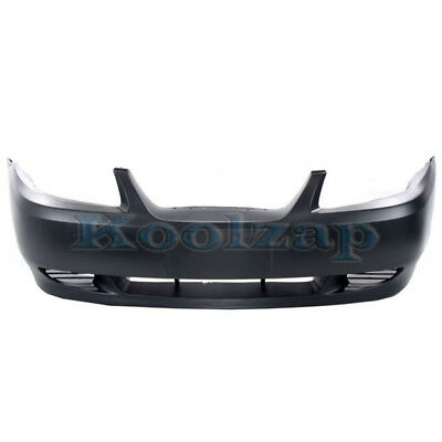 Front Primed Bumper Cover Fits Ford Mustang Base Model YR3Z17D957EA  FO1000437