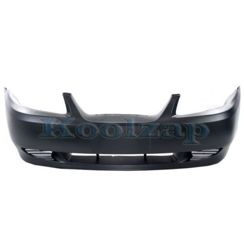 Fits 99-04 Mustang V6 Front Bumper Cover Assembly Primed FO1000437 YR3Z17D957EA