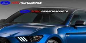 Ford-Performance-Vinyl-Decal-Car-Sticker-for-Front-Windshield