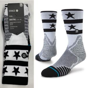 Stance-Basketball-Strike-Pro-Socks-Feel360-Hoop-Dreams-Crew-Socks-MEDIUM-6-8-5