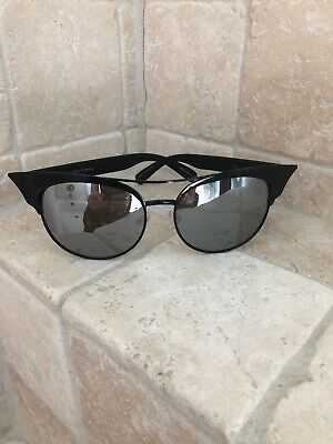 Quay Australia Sunglasses Women's KITTI Clear//Pink NWT Includes Soft Case