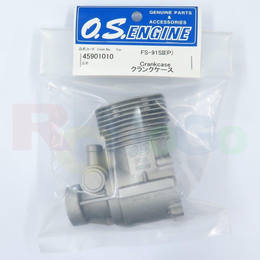 CRANKCASE FS-91SII,FS-91SII-P   OS45901010 **O.S. Engines Genuine Parts**