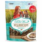 36oz Pioneer Woman Dog Treats Natural Grain- Beef & Brisket Recipe BBQ X 2