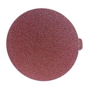 100 Grains Self Adhesive Adhesive Back 20mm Aluminum Oxide Sandpaper 6 inch PSA Sanding Discs