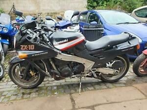Kawasaki-ZX10-Project-Spares-or-repair-PX-Swap-Anything-considered