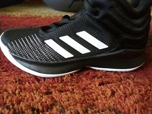 Provisional De hecho fuego  Adidas Cloudfoam Ilation Mid Boys Basketball Shoe US shoe size 4 (Kids) |  eBay