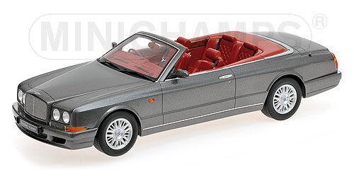 Bentley azure 1,18 minichamps 1996 dunkelgraue metallic - 107139930