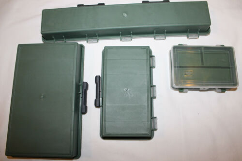 4 x KLEINTEILE BOX-SORTIMENT-NEU