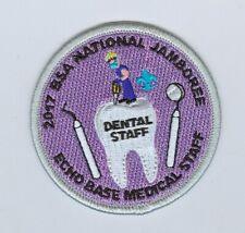 International Support Team Staff Patch 2017 National Boy Scout Jamboree MINT #2