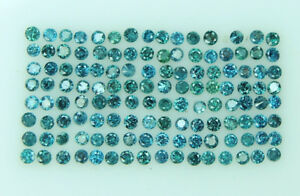 Natural-Loose-Diamond-Round-Blue-Color-I1-Clarity-0-70-to-1-10MM-100-Pcs-Lot-Q21