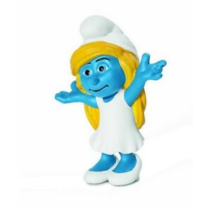 NEW-SMURFS-MOVIE-SMURFETTE-SCHLEICH-PVC-FIGURE-PEYO-RETIRED-AS-NEW-MINT-STOCK