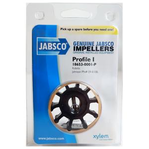 Water Transfer 18653-0001-P Oil Jabsco Impeller Profile I