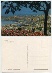 49697-Genova-Panorama-e-Sopraelevata-Genua-alte-Ansichtskarte