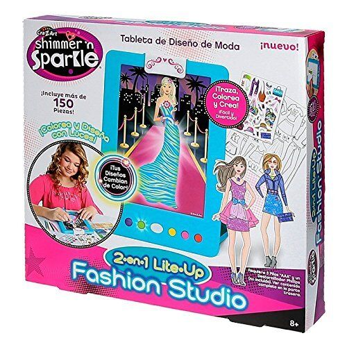 Shimmer and Sparkle 17633 Crystal Craze Fashion Lite Studio