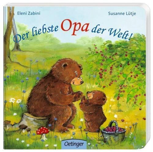 1 von 1 - Der liebste Opa der Welt! von Susanne Lütje (2013, Gebundene Ausgabe)