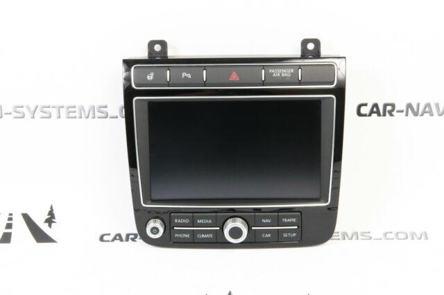 VW Touareg 7P Display Monitor RNS 850 Navi Touchscreen 7P6919603J