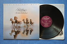 BOB SEGER & THE SILVER BULLET BAND / LP CAPITOL EAST 12041 / 1980 (GB )