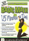 Basic Math in 15 Minutes a Day: Junior Skill Builder by Learning Express Llc (Paperback, 2008)