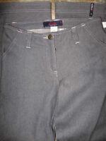 Pants Willie Esco Ella Jr 3 5 7 9 Gray Jeans Junior Slacks 100% Cotton