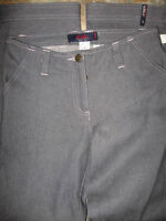Pants Willie Esco Ella Jr 3 5 7 9 Gray Jeans Junior Slacks 100% Cotton