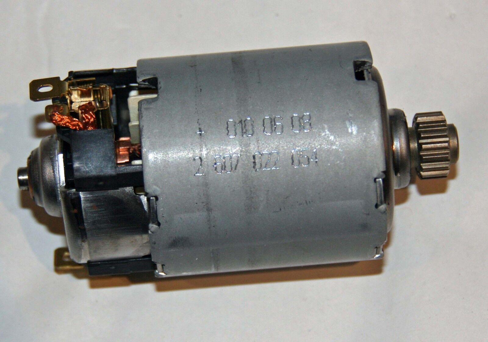 Motor Bosch GST 18 V  Gleichstrommotor 2607022880 (2607022054)