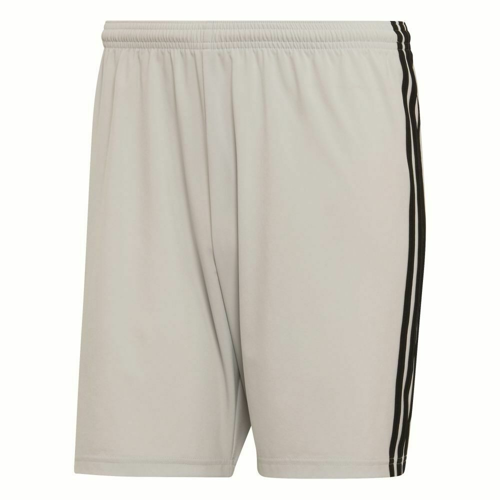 1593ca4c63a Adidas Football Soccer Condivo 18 Sports Training Mens Kids Shorts Light  Grey Bl